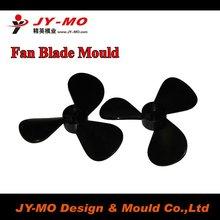 Export 2012 new type plastic fan blade mould