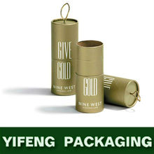 paper card t-shirt packaging tube