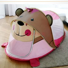 Cartoon Animals Tent Yurts Bed family tent