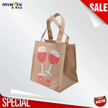 Promotional Cheap Custom Eco-friendly Non Woven pp shopping bag