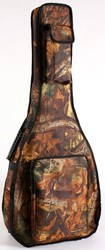 """NEW 41"""" Fashion Tree Forest Camouflage Double Stitched Padded Straps Gig Bag Soft Guitar Carrying Case Guitar Bag"""