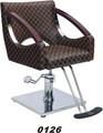 Hidráulica silla de barbero/equipos para salón de belleza 0126 china