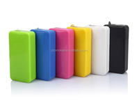 High quality power bank for smartphone 5200mah