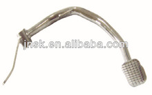 China manufacturer scooter and motorcycle spare parts GS125 Brake Pedal