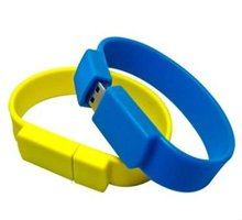 bulk cheap usb flash drive bracelets