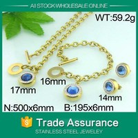 2015 best seller african jewelry sets custom jewelry set 18k alloy big jewelry color guaranteed