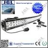 15% off! Real Cree automotive 12v 24v 288w led curved bar light automobile tractor trailer curved light bar