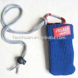crochet mobile phone bags