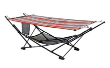 hammock round bed camping hammock with stand with carry bag