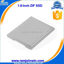 1.8inch ZIF2 113MB/s Sequential Read MLC nand Flash SM2236 128gb ssd