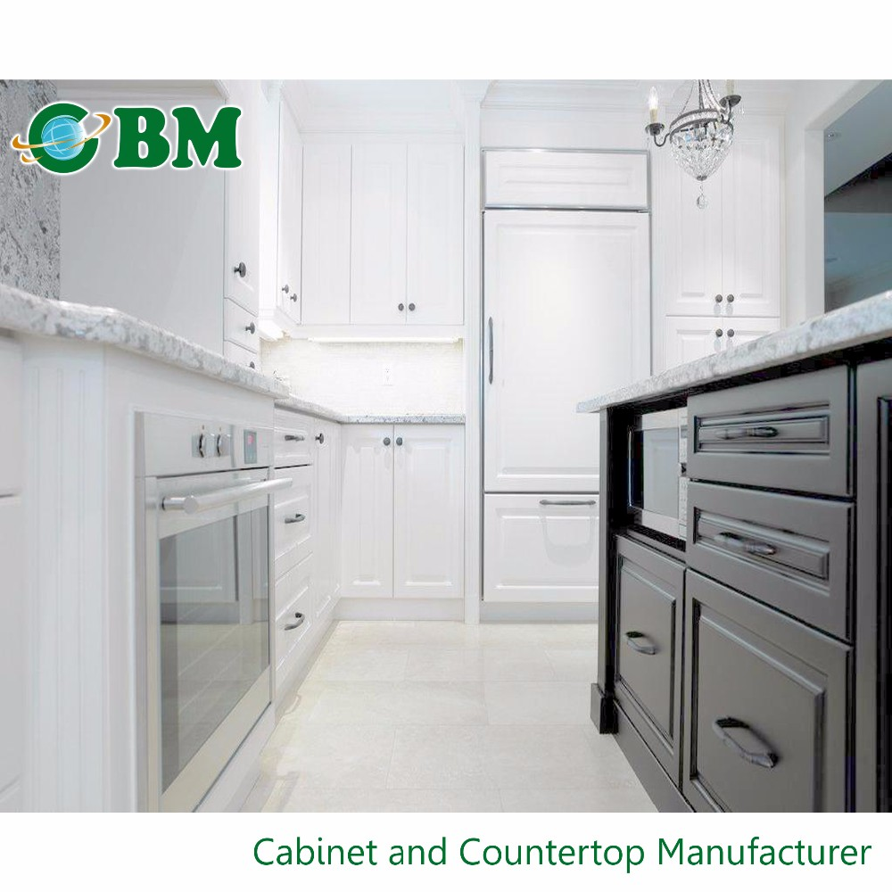 New classic wood kitchen cabinet made in china view wood for A one kitchen cabinets ltd