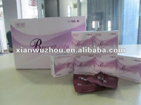 hot sell herbal tampon for vaginal nourishing packaged with gift box