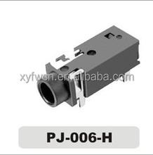 china factory 3.5mm phone jack socket / 3.5mm dip earphone jack