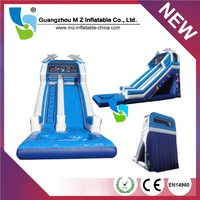 OEM Design Giant Inflatable Water Slide For Adult Slide ,inflatable water slide