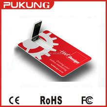 Promotional USB Card Flash Mini Card USB Credit Card USB Flash Drive 2GB 4GB 8GB 16GB cerdit card USB