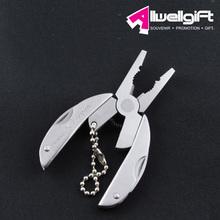 multi function tool keychain for promotion/custom metal keychain