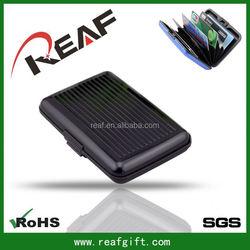 factory direct supply aluminium atripe credit card holder money clip,thin rfid wallet