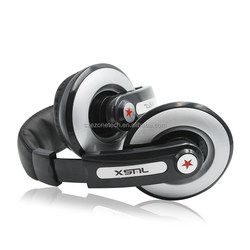 fashion big size comfortable earphones and headphones with cheap factory price