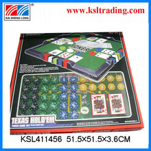 selling well and nice design poker chip game set