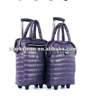 2012 New Style Fashion Bag With wheel