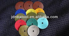 Resin metal bond Diamond Polishing Pads