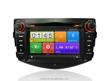 for Toyota RAV4 2012 car dvd player with car gps navifation system