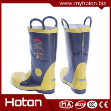 Safty fire resistant boots protect for feet