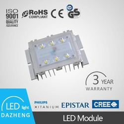 20w LED street light flexible module match different housings with high brightness