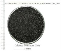 1-5mm High FC Low S Calcined Pet Coke