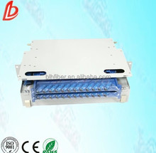 Preço de fabricante de china fibra óptica odf& patch panel 24 portas