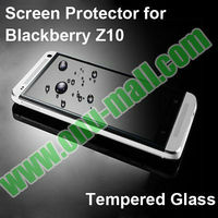 Tempered Glass Screen Protector for Blackberry Z10 (Clear/Mirror/HD/Frosted Optional)