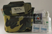 camo portable Pet First Aid ,Travel Camping Kit ,first aid bag for Dog or cat