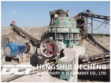 100t/d PY Series Cone Crusher with for Crushing Mining Stone, Hard Ores and Rocks