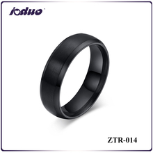 Classic style three colors ring Korean edition stainless steel rings