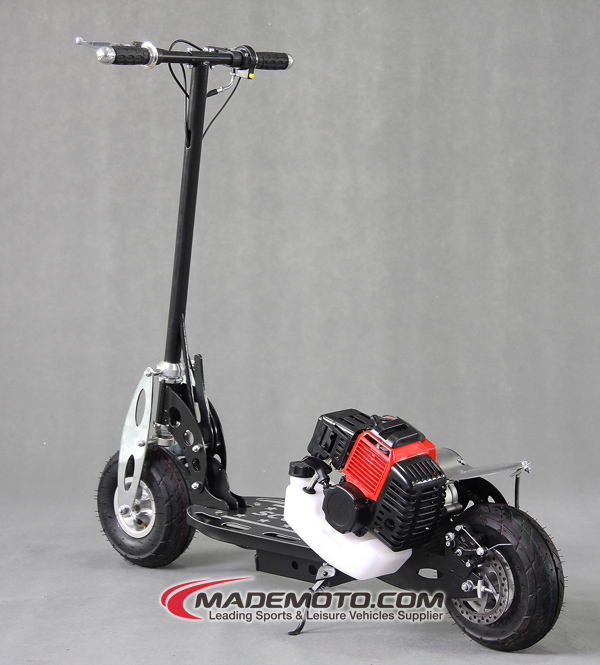 Adults cheap price moped gas scooters motor scooter buy for Gas powered motorized scooter