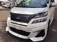 WALD-design body kit&auto parts for toyota vellfire