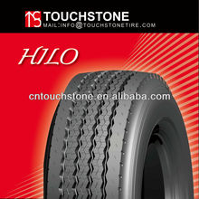 All steel radial big truck tires for sale 385/65R22.5