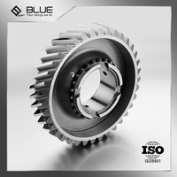 Advantages and Disadvantages of Custom Large Helical Gears
