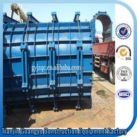 cheap Concrete Steel Round Scaffolding Formwork/tunnel circular column form tianjin factory