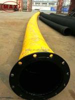 "50mm soft rubber hose 6 inch pump rubber hose 6"" suction hose"