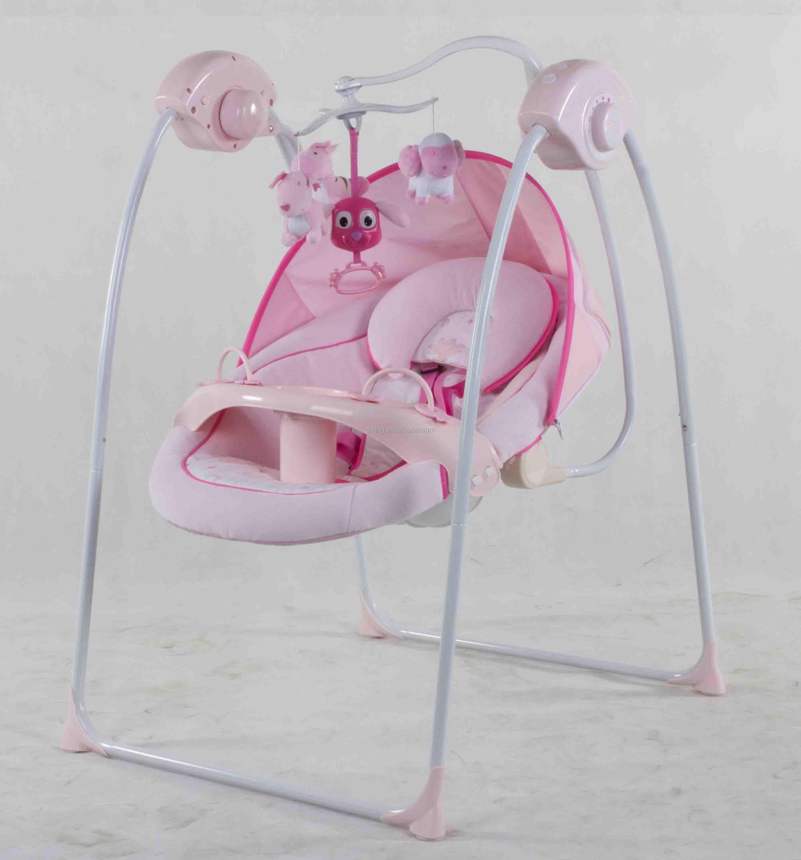 Baby produkte schaukel elektronische wiege/elektrische babybett ...