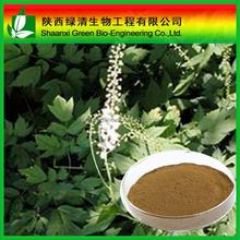 Black Cohosh Extract/tritepene Glycosides/triterpenoides Saponis/triterpenoides Saponis/High Quality Gotu Kola Extract