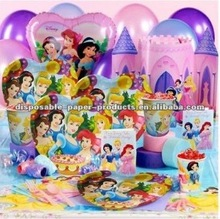 Girls Birthday Party Supplies/Fairy Party Pack Kit for 8-Girls Sweet Birthday Parties Supplies/Kids Parties Party Supplies