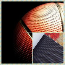 Durable&Abrasion-Resistant Embossed PVC synthetic Leather for Basketball