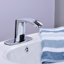 Commercial artistic brass automatic sensitive faucet XR8814