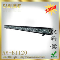 2015 NEW ECE 39 inch 120W C ree Led Light Bar Work Driving Spot Flood Combo Jeep Atv Ute Truck Tractor Suv Boat Offroad 4WD 4x4