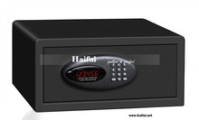 Hotel safe box with laptop size with audit trail functiotn digital safe electronic safe