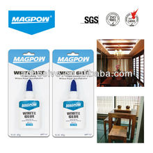 Water base white wood glue, Excellent Economical white gliue, High quality Instant Super white wood adhesive