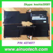 original new laptop internal battery P/N: 42T4977 42T4936 for LENOVO X1 notebook lithium battery