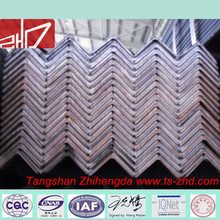 high quality angel steel bar, carbon steel angle iron